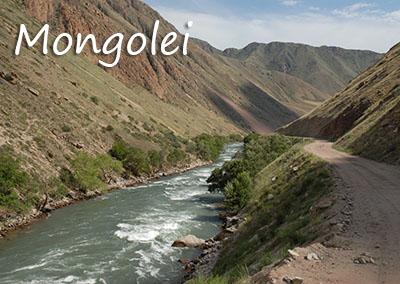 Packraft-Expeditionen in der Mongolei mit Packraft-Schweiz