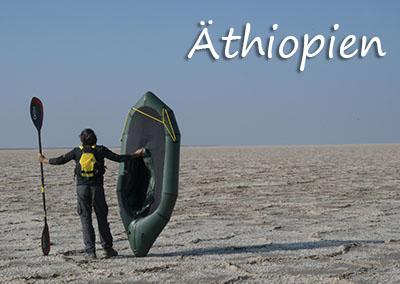 Packraft-Expeditionen in Äthiopien mit Pakraft-Schweiz