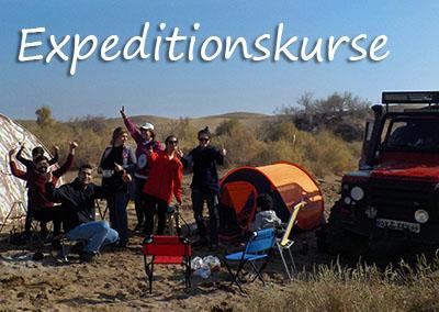 Expeditionskurse von Packraft-Schweiz