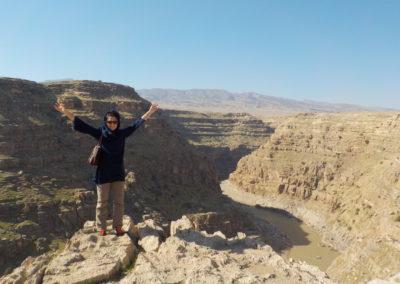 The Grand Canyon von oben