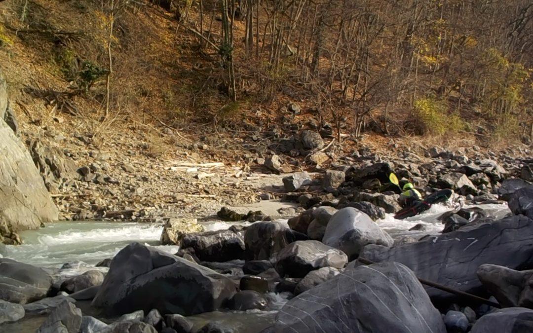 """Low Water"" – Valais"