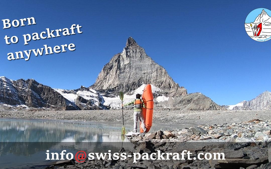 """Swiss Packraft – """"Teaser"""""""
