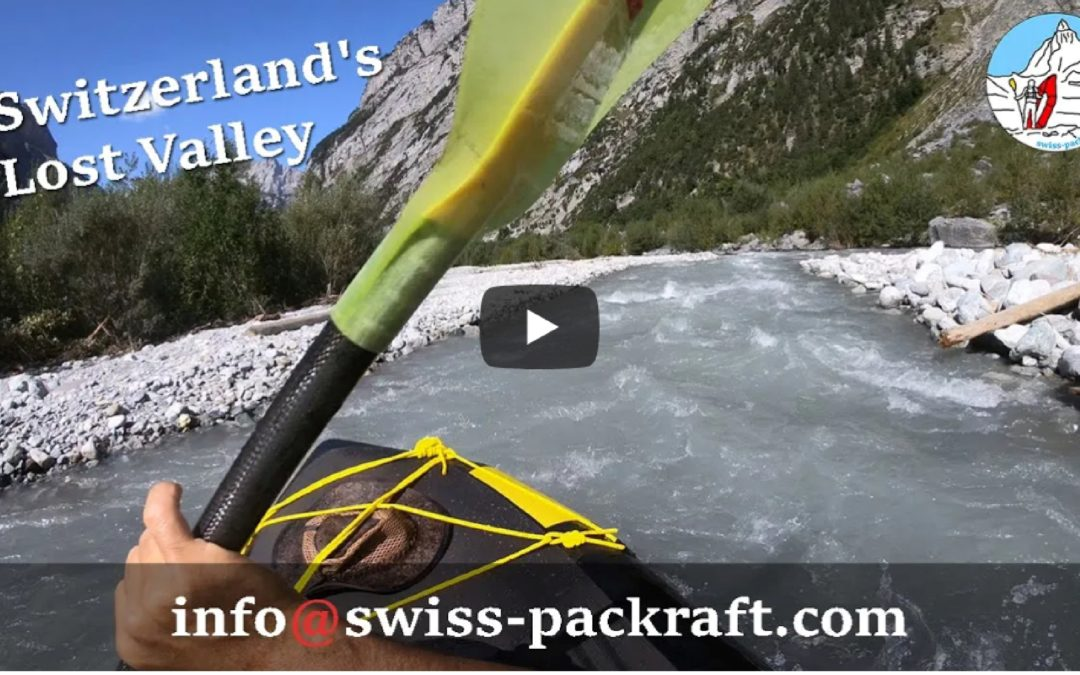 """""""Lost Valley"""" – Swiss Alps"""