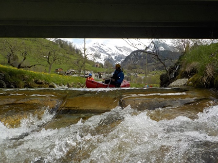 4 Tage River Experience